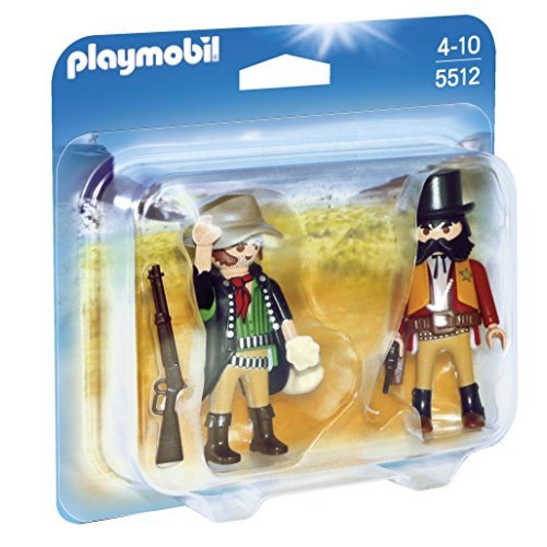 5512 Cow-boy Bandit & shérif