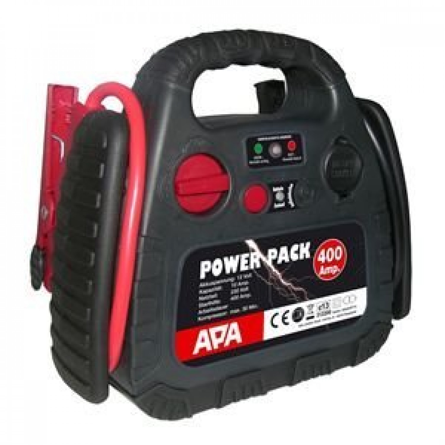 Power Pack 12v 400 Amp