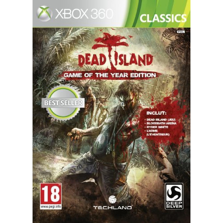 Dead Island - Edition Jeu De L'annee/classics