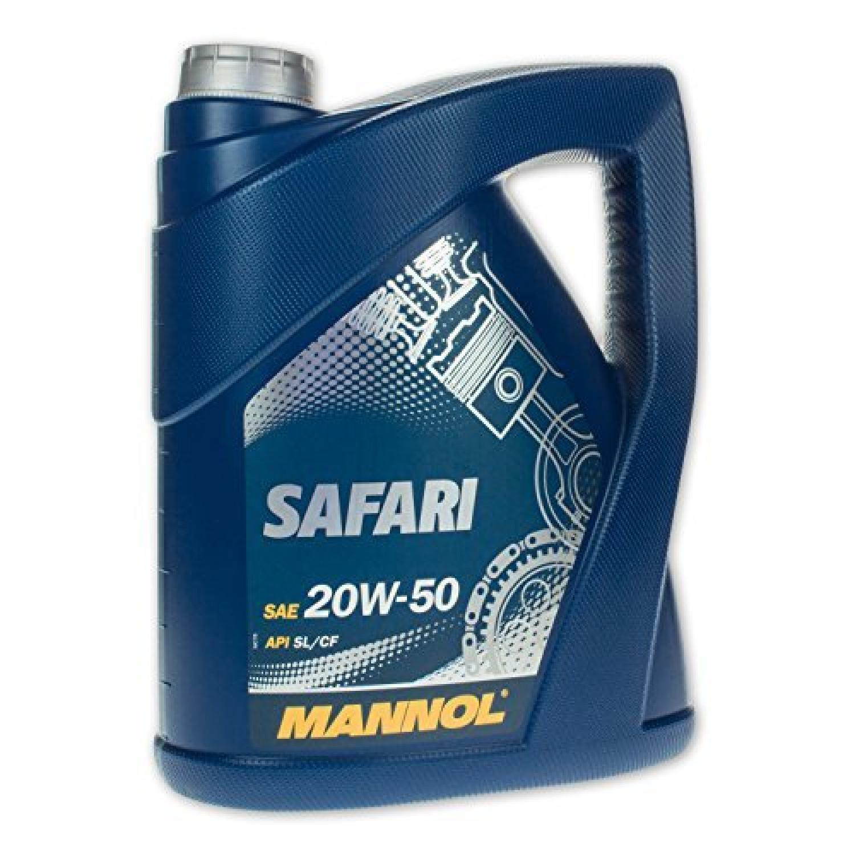 Safari 20w De 50api Sl/cf, 5litre