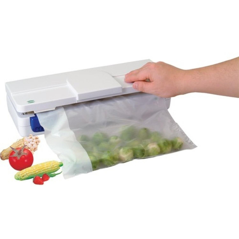 Soude sac électrique - Sous vide d'air + Tampon dateur