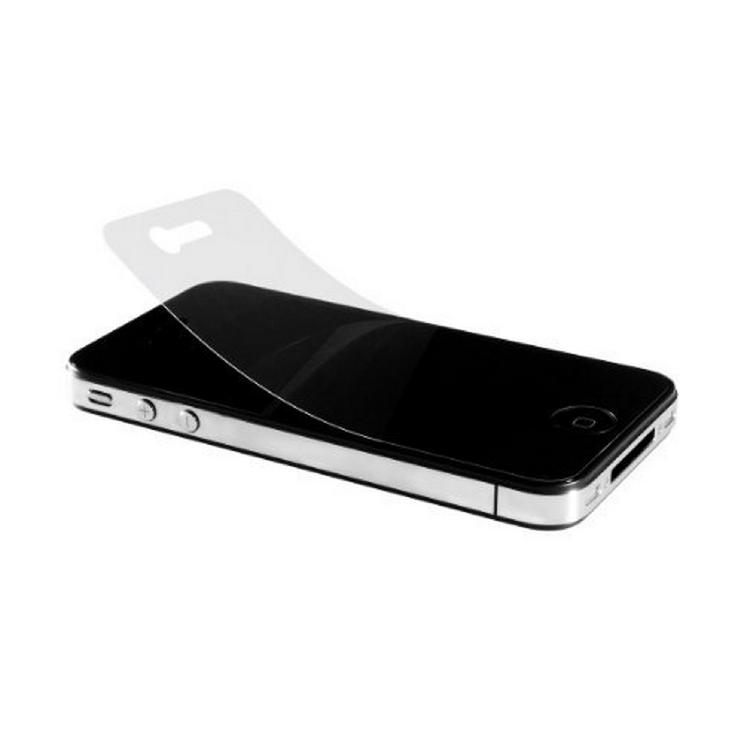Autocollant de protection pour iPhone 4 Transparent