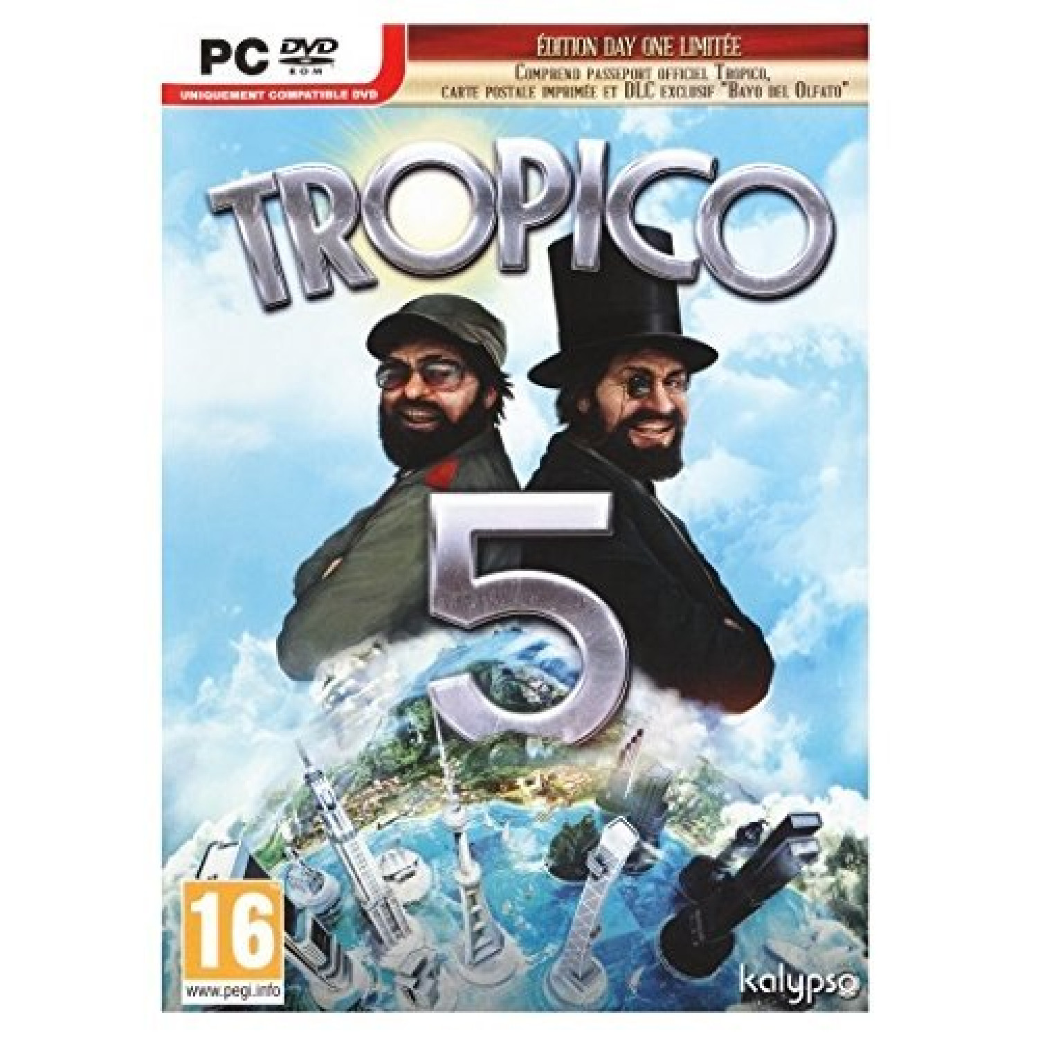 Tropico 5 - Day One Edition Limitee