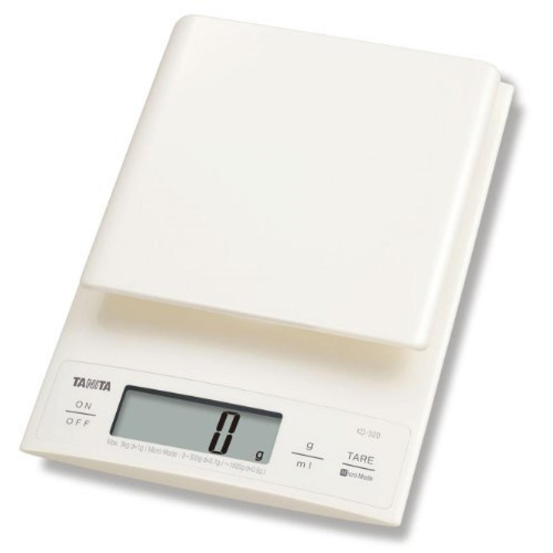 KD-320 Balance de Cuisine de Précision Blanc