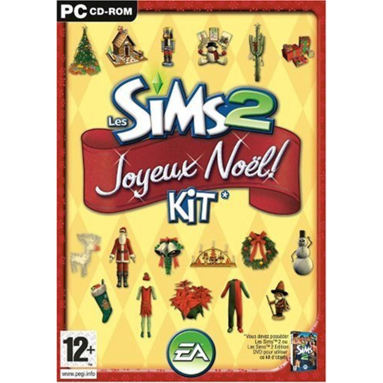 Les Sims 2 Kit Joyeux Noel