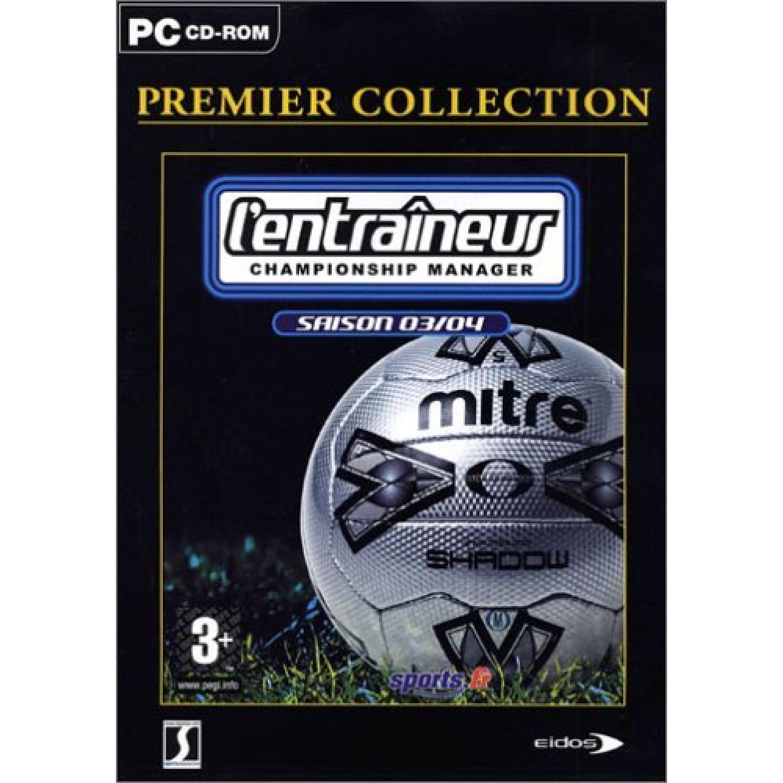 L'entraineur 03/04 - Premier Collection