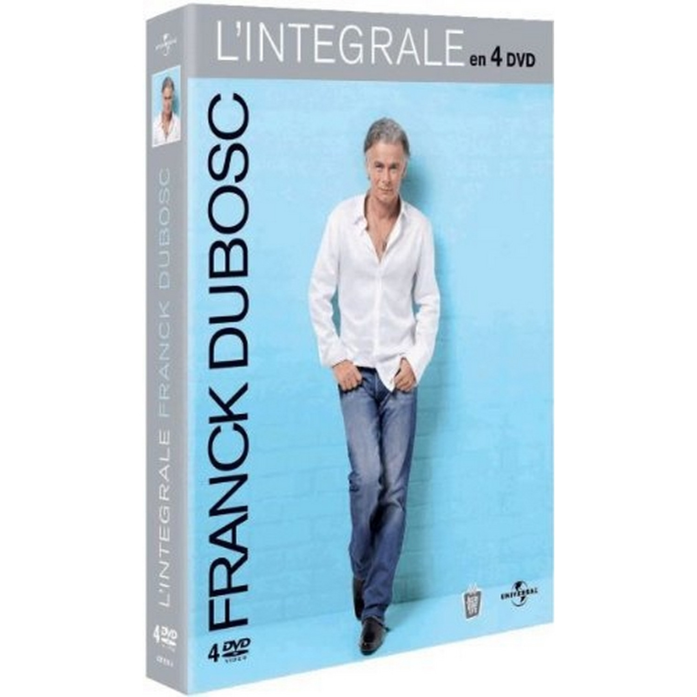 Coffret Integrale Franck Dubosc