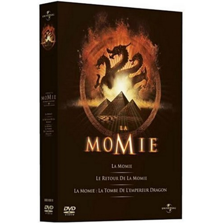 Coffret La Momie - La Trilogie