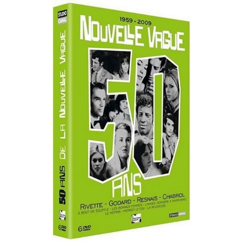 Coffret Nouvelle Vague - 50 Ans  1959-2009)