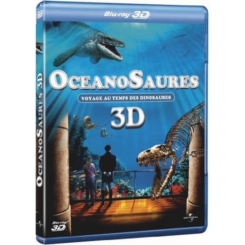 Oceanosaures 3d. Voyage Au Temps Des Dinosaures - Blu-ray 3d Active