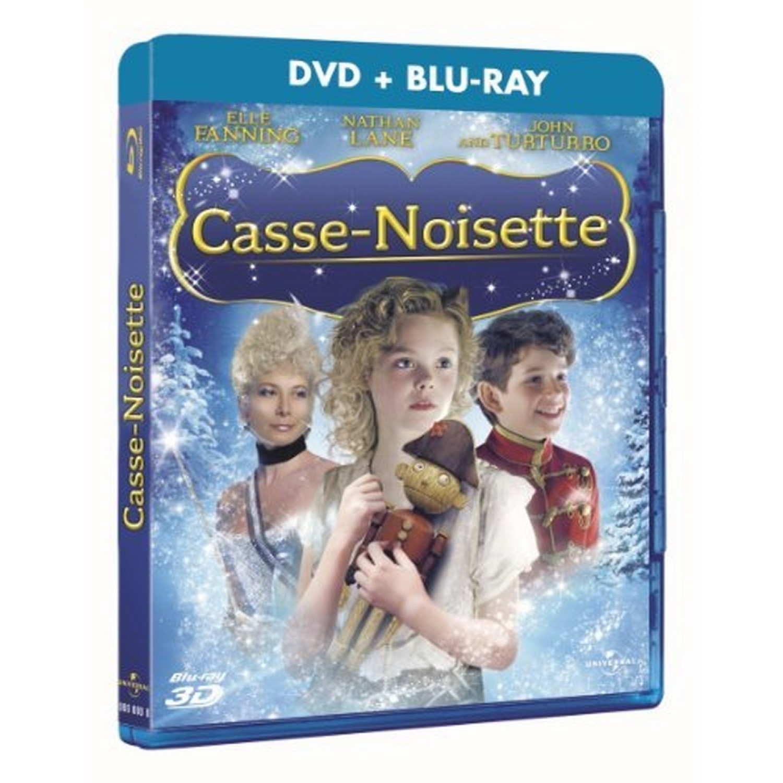 Casse-noisette En 3d [blu-ray 3d]