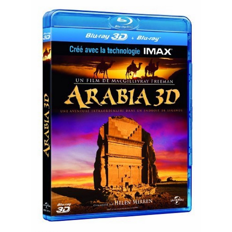Arabia 3d [blu-ray 3d]