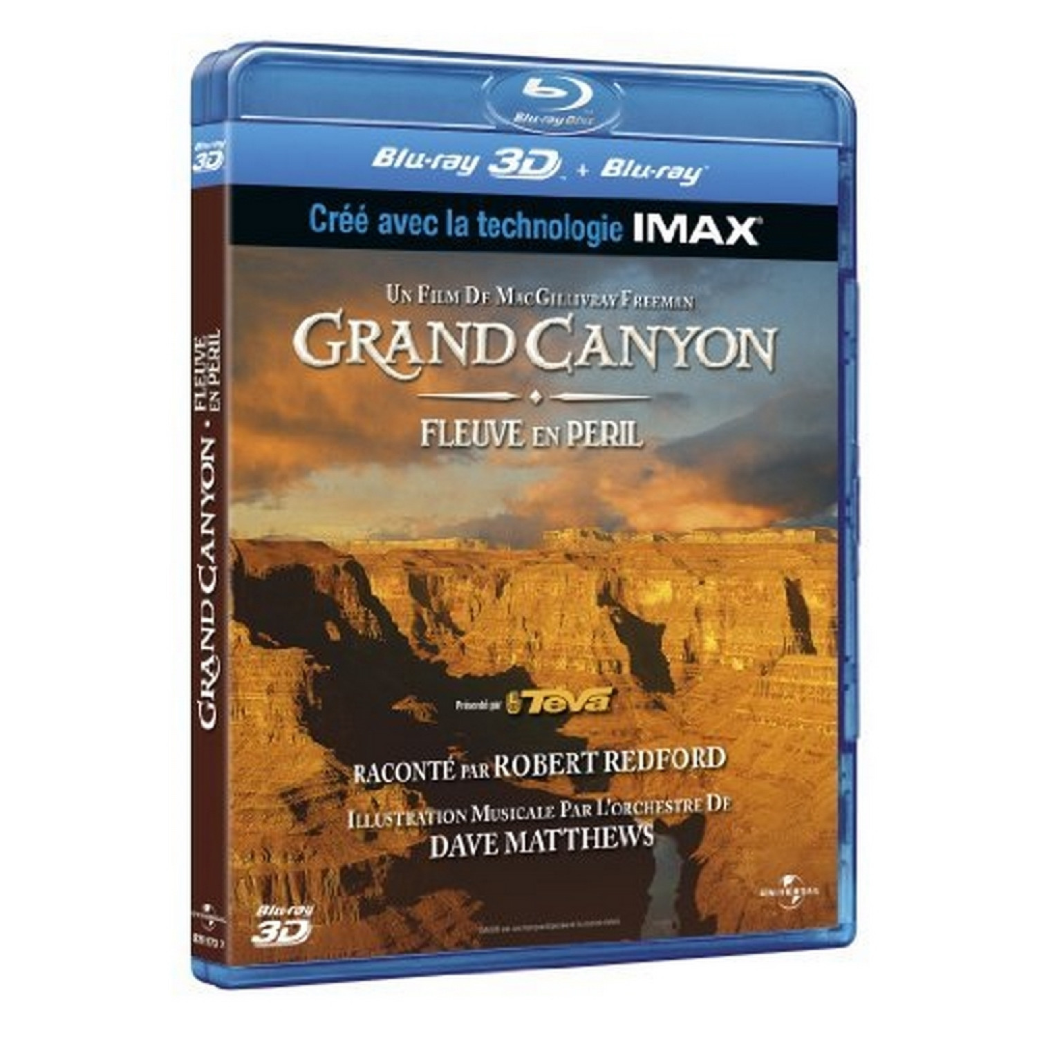 Grand Canyon 3d Active [blu-ray 3d]