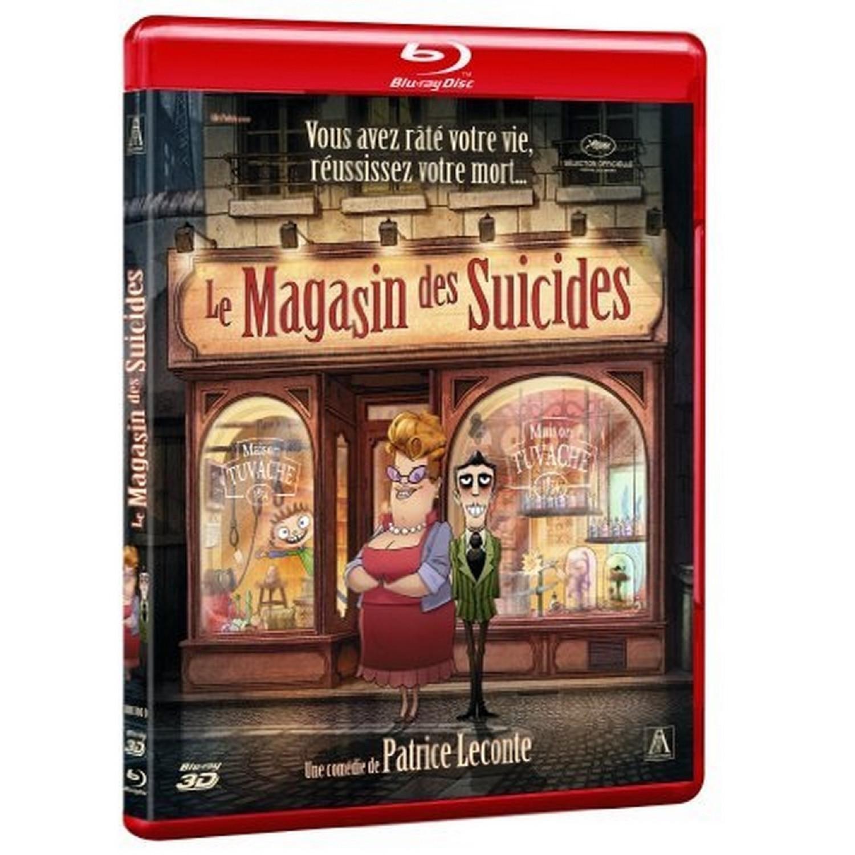 Le Magasins Des Suicides [blu-ray 2d Et 3d] [blu-ray 3d]