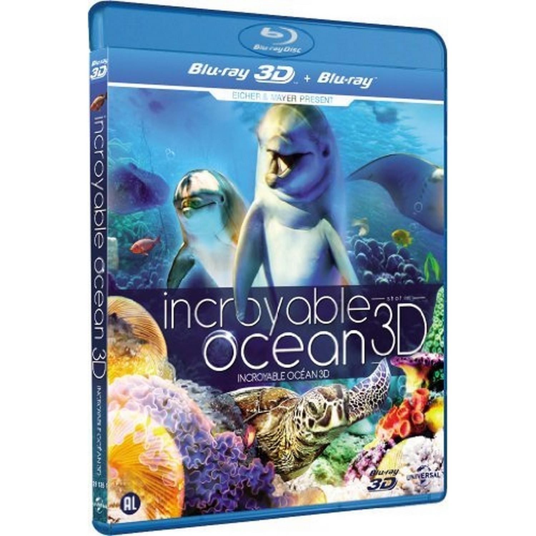 Incroyable Ocean 3d [blu-ray 3d]