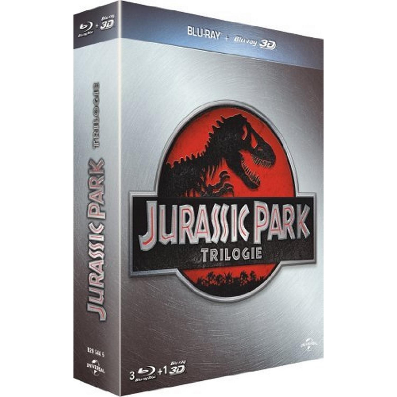 Jurassic Park Trilogie [blu-ray 3d]