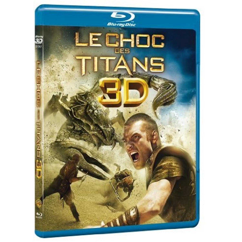 Le Choc Des Titans - Blu-ray 3d Active