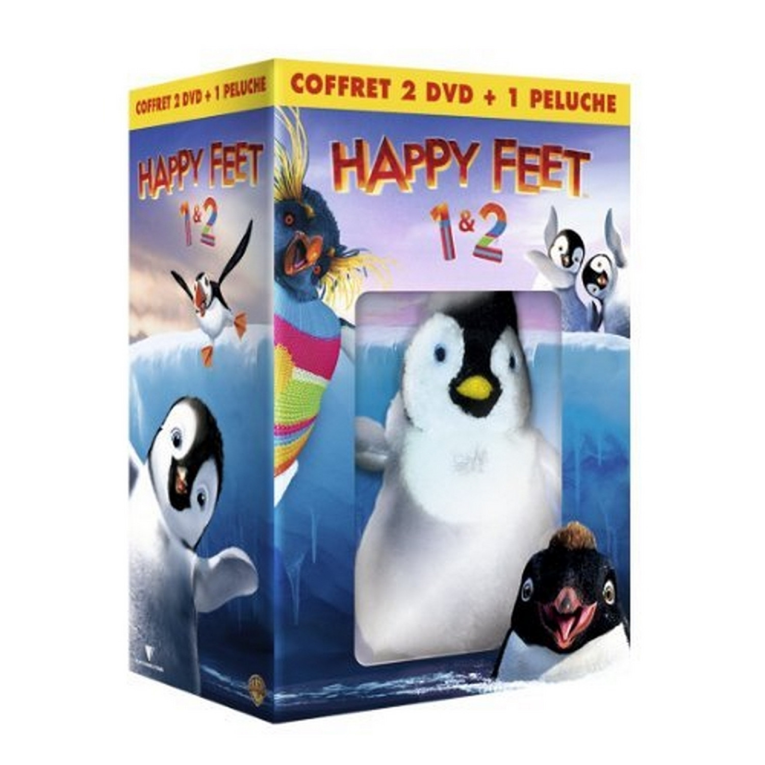 Happy Feet 1 Et 2