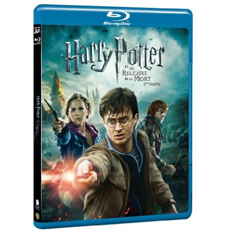 Harry Potter Et Les Reliques De La Mort - 2eme Partie - Blu-ray 3d