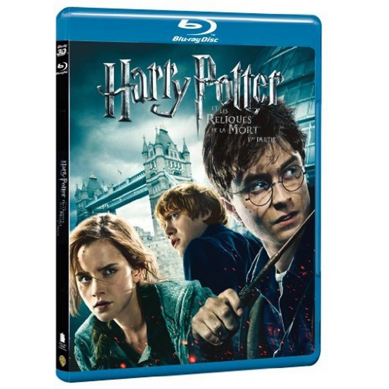 Harry Potter Et Les Reliques De La Mort - 1ere Partie - Blu-ray 3d