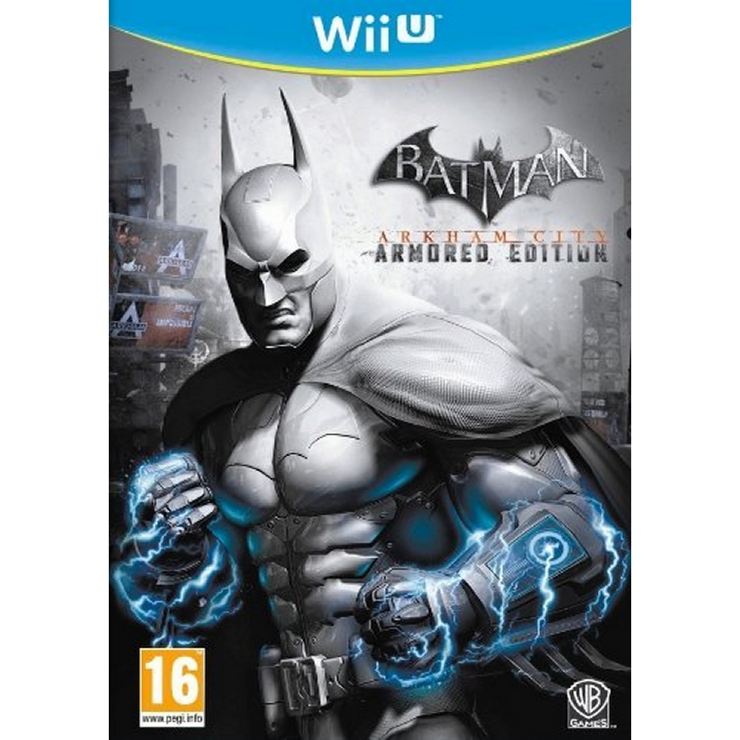 Batman Arkham City - Edition Armored