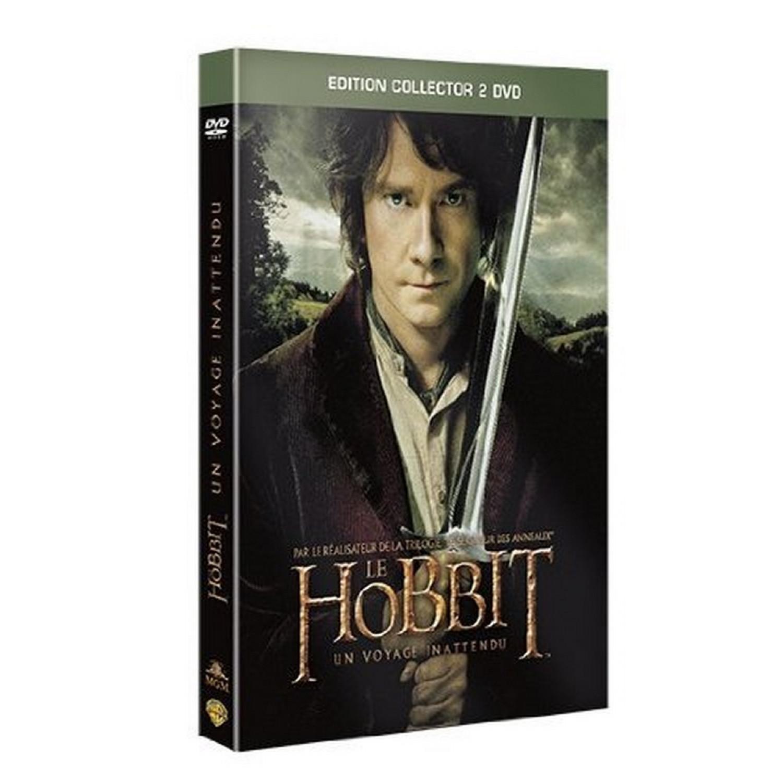 Le Hobbit   Un Voyage Inattendu - Edition Limitee Collector 2 Dvd