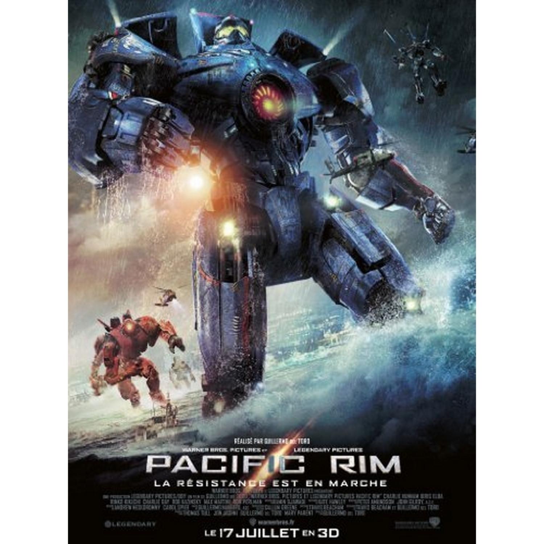Pacific Rim /v Bd 3d+2d+dvd [blu-ray]