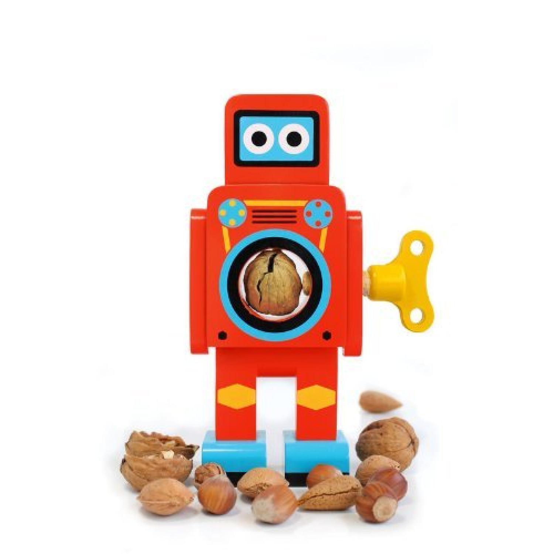 UK Casse-Noisette Petit en Forme de Robot