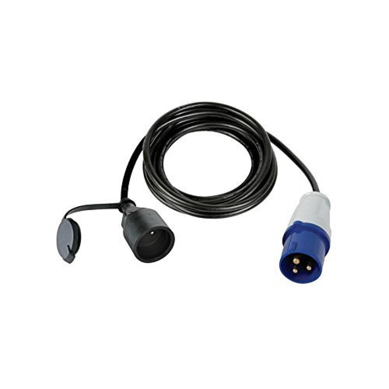 Câble Adaptateur Avec Prise Mâle Vers Prise Cee 3 M