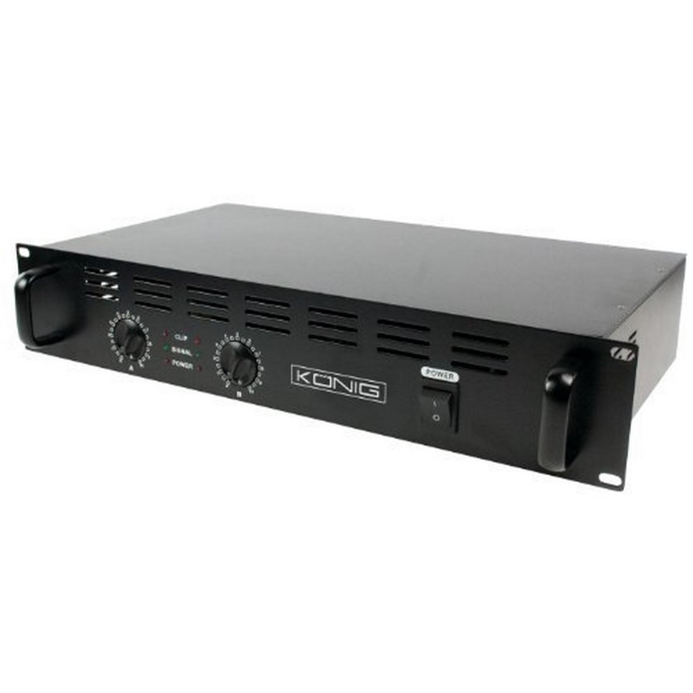 Amplificateur semi-professionnel pour DJ 2 x 240 W