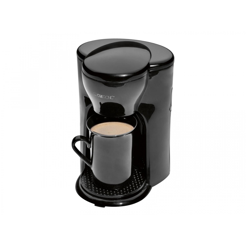 Cafetière à filtre 1 tasse Clatronic KA 3356