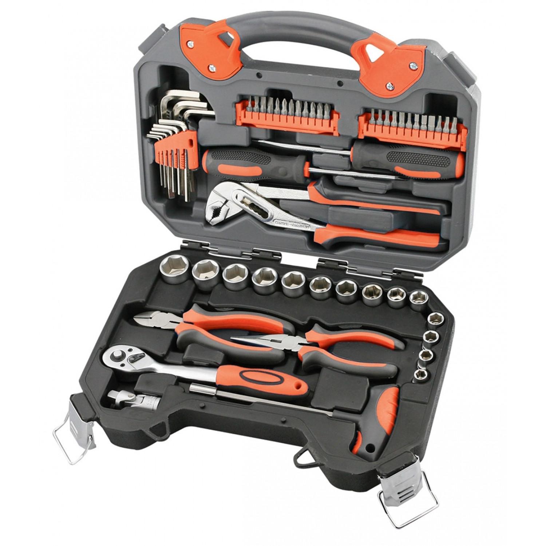 Coffret outils - 56 pièces
