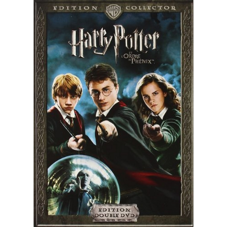 Harry Potter Et L'ordre Du Phenix - Edition Collector 2 Dvd