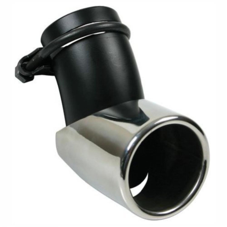 Pot D'échappement Swing-tip 2 Modèle à Angle Réglable Max. 150 Mm