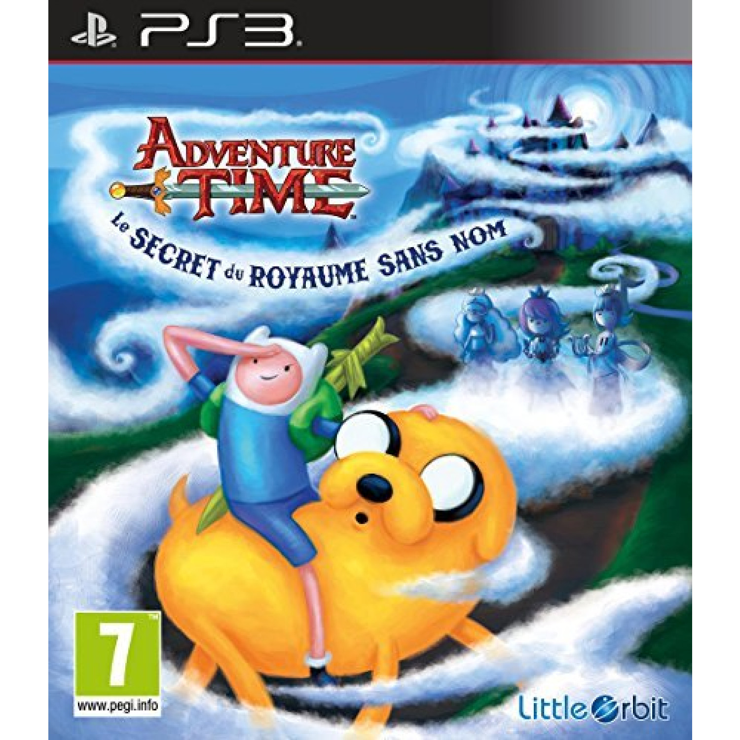 Adventure Time   Le Secret Du Royaume Sans Nom