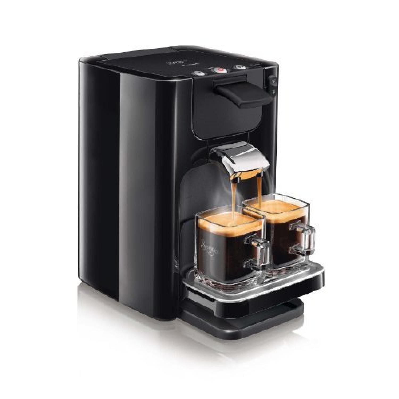 Senseo Quadrante Machine à Dosette Noir
