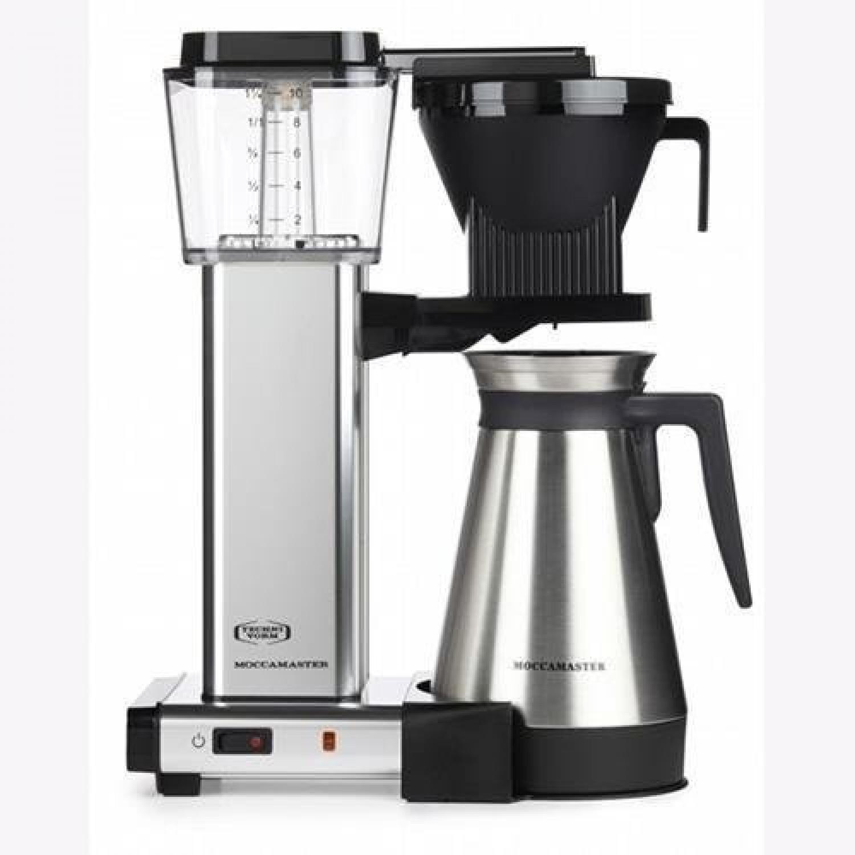 Kbgt 741 Machine à Café Alu Poliert