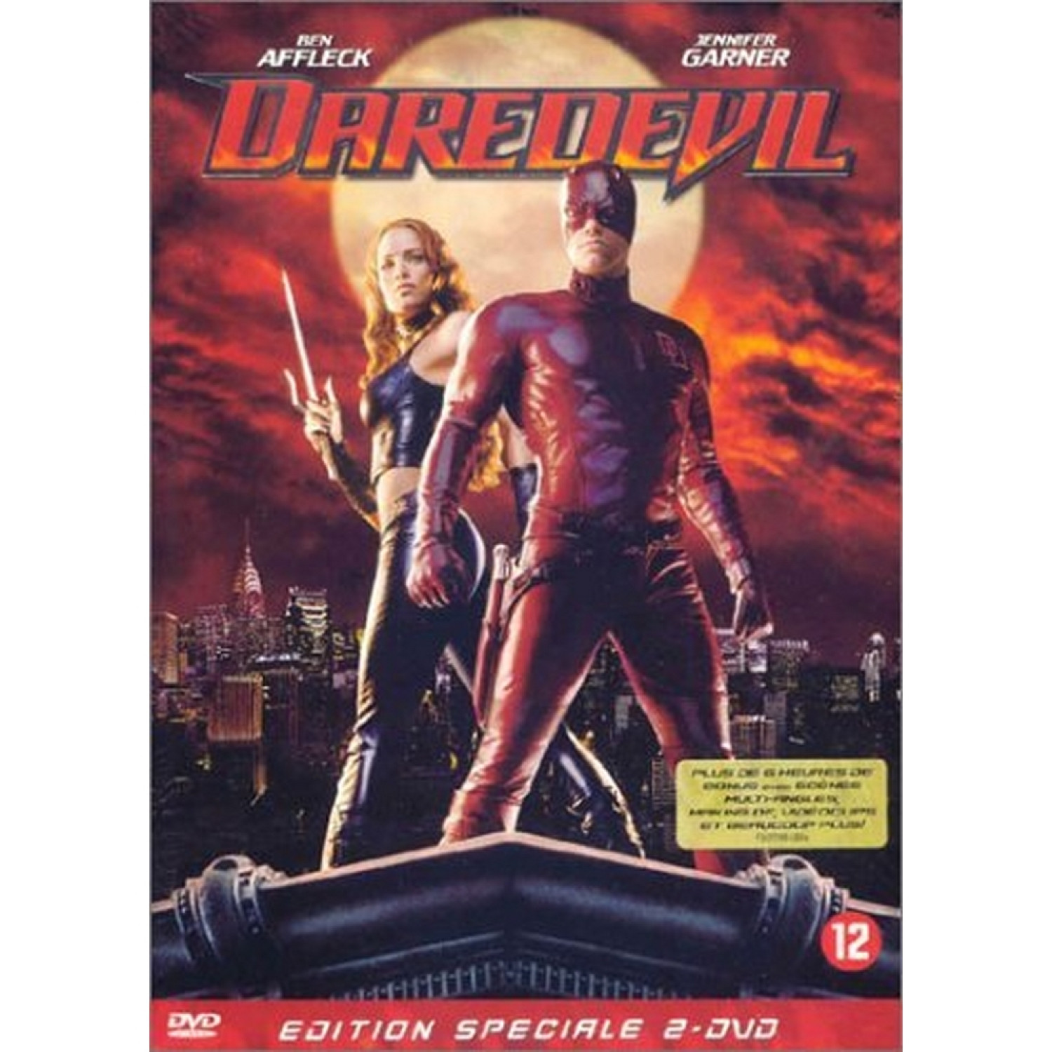 Daredevil - Edition Collector 2 Dvd