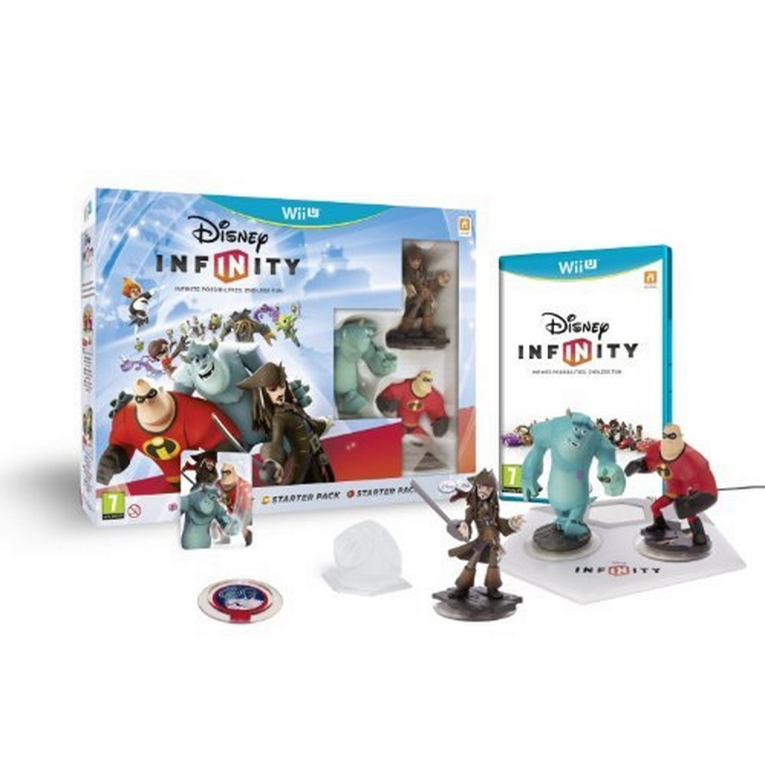 Disney Infinity - Pack De Demarrage
