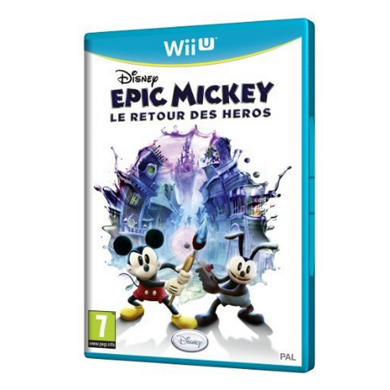 Disney Epic Mickey   Le Retour Des Heros