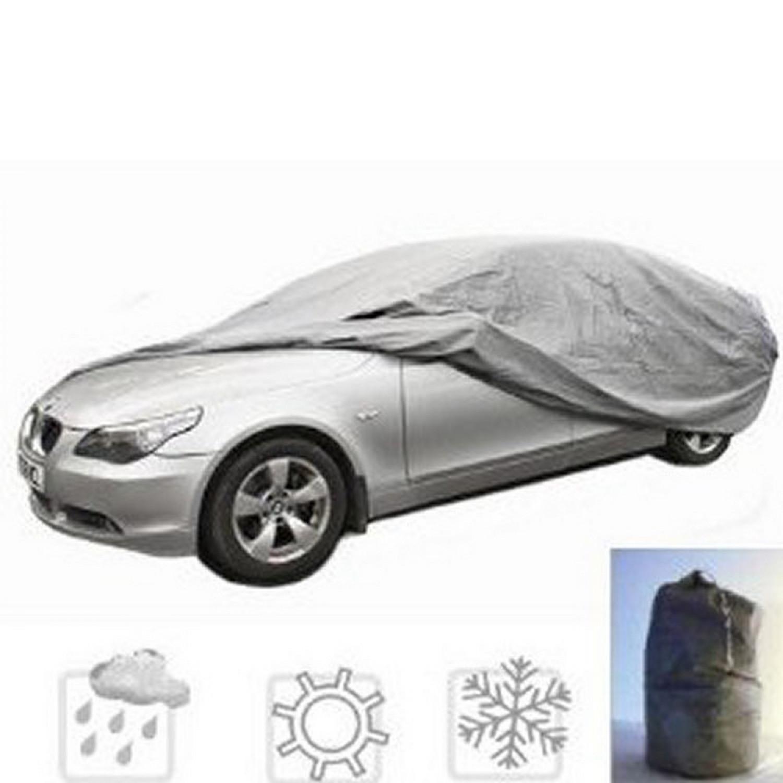 Housse de protection - pour voiture - Auto garage - XL - Gris foncé