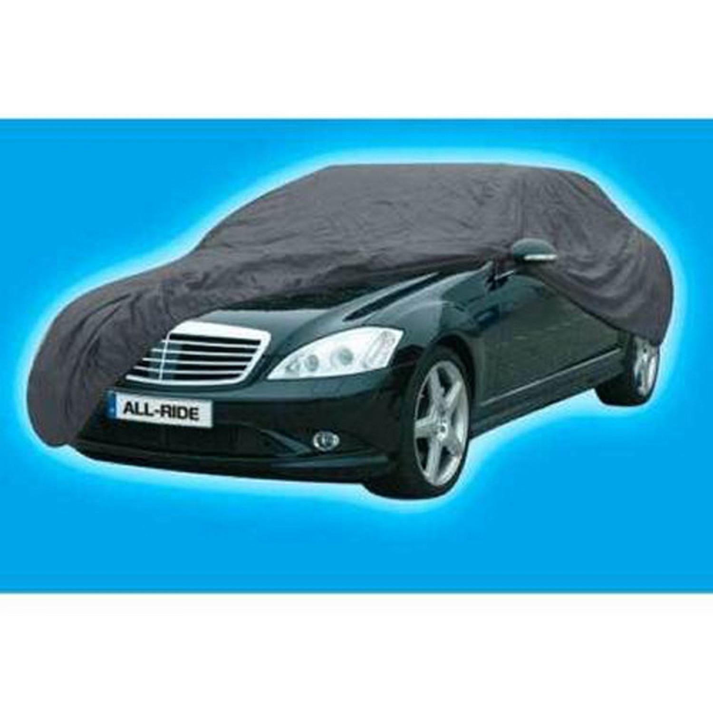 Housse de protection pour voiture - Auto garage - XL - Gris foncé