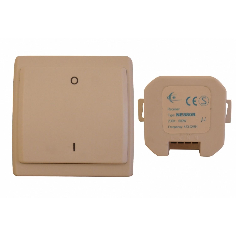 Interrupteur - Et récepteur - Sans fil