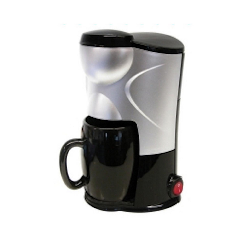 Cafetière de voyage - Compacte - Avec sa tasse - 12V