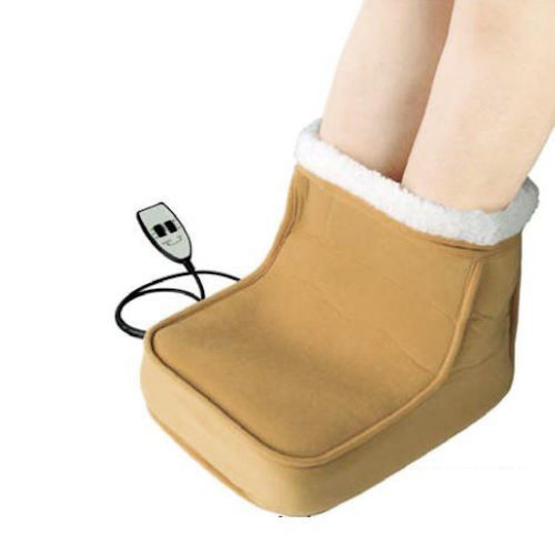 Mia - Chauffe pieds masseur - Massant et Relaxant - 3 positions