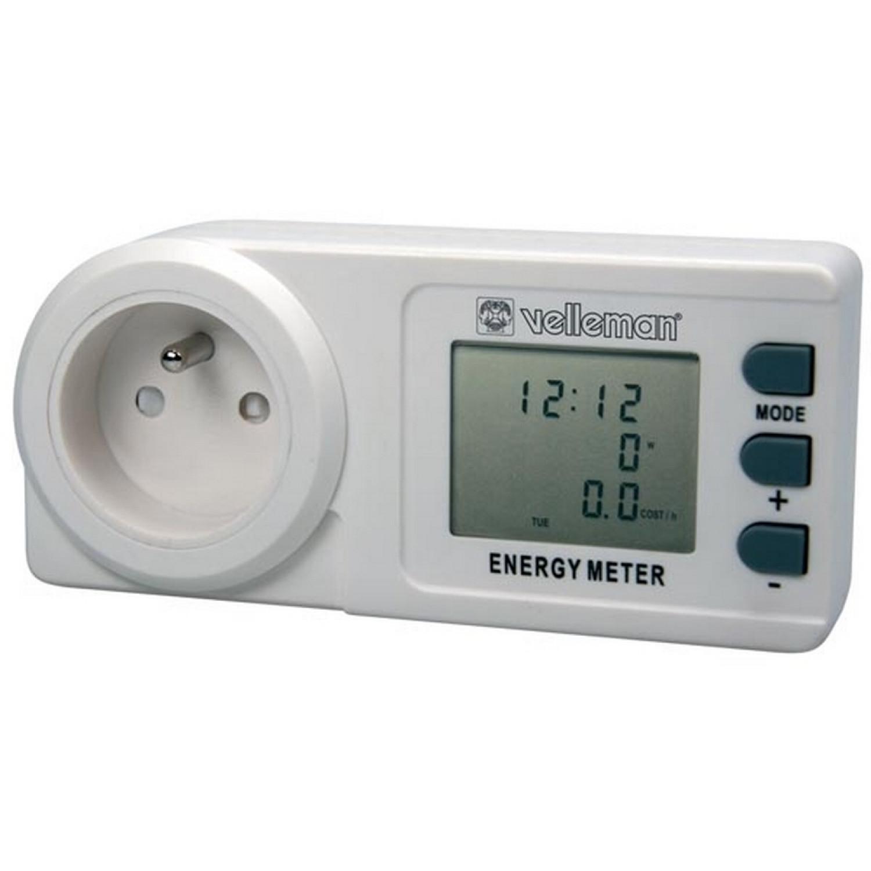 Calculateur consommation d'énergie - Mesureur Compteur Energie-mètre