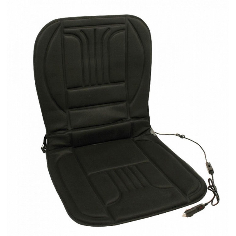 Coussin chauffant - Pour siège de voiture - 12V