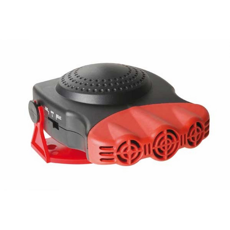 Ventilateur chauffant - Pour voiture - 12V - Résitance Céramique