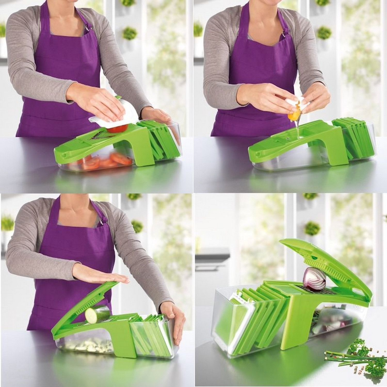 Coupe légume - Génie de la cuisine - Mandoline