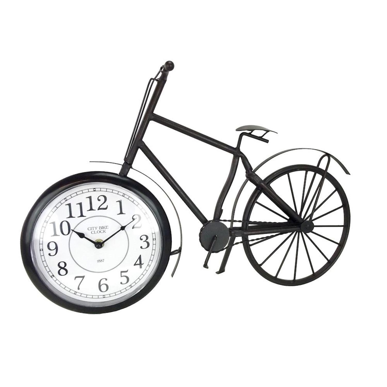 Pendule  vélo - A poser - Fer